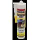 Герметик Soudal нейтральный силикон белый (300мл)