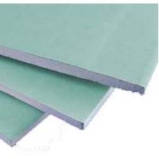 ГКЛВ Гипсокартонный лист влагостойкий Кнауф 12.5мм (1.2х3м)