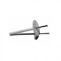 Дюбель для теплоизоляции с металлическим стержнем 10х90 мм