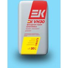 Шпаклевка цементная серая ЕК VH30 (20кг)