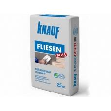 Плиточный клей Флизен плюс Кнауф  (25кг)