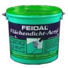 Гидроизоляция Fiedal(Файдал) Флэхендихт мастика (5кг)