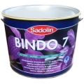Краска Sadolin Bindo 7 (Садолин Биндо) для стен и потолка (2.5л)