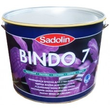 Краска Sadolin Bindo 7 (Садолин Биндо) для стен и потолка (10л)