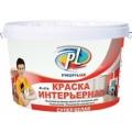 Краска Профилюкс PL-07А акриловая  супербелая (7кг)