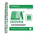 Пароизоляция Изовек B (Izovek B) (1.4х50м) (70м2)