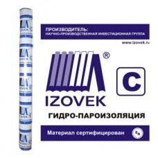 Гидропароизоляция Изовек C (Izovek C) (1.4х50м) (70м2)