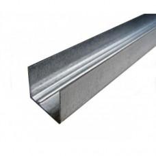 Профиль направляющий ПН 27х28 (0,6мм) 3м
