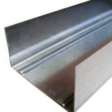 Профиль направляющий ПН 75х40 (0,6мм) 3м