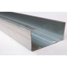 Профиль стоечный ПС 100х50 (0,6мм) 3м