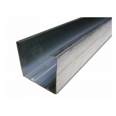 Профиль стоечный ПС 50х50 (0,6мм) 3м