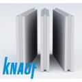 ПГП Пазогребневая гипсовая плита Кнауф полнотелая (667х500х80мм)
