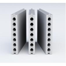Пазогребневая гипсовая плита АКСОЛИТ (667х500х80мм) пустотелая