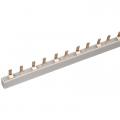 Шина соединительная типа PIN (штырь) 1 фаза до 63А (дл.1м) ИЭК