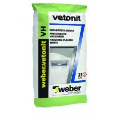 Шпаклевка водостойкая Ветонит VH
